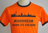Mannheim shows its colours